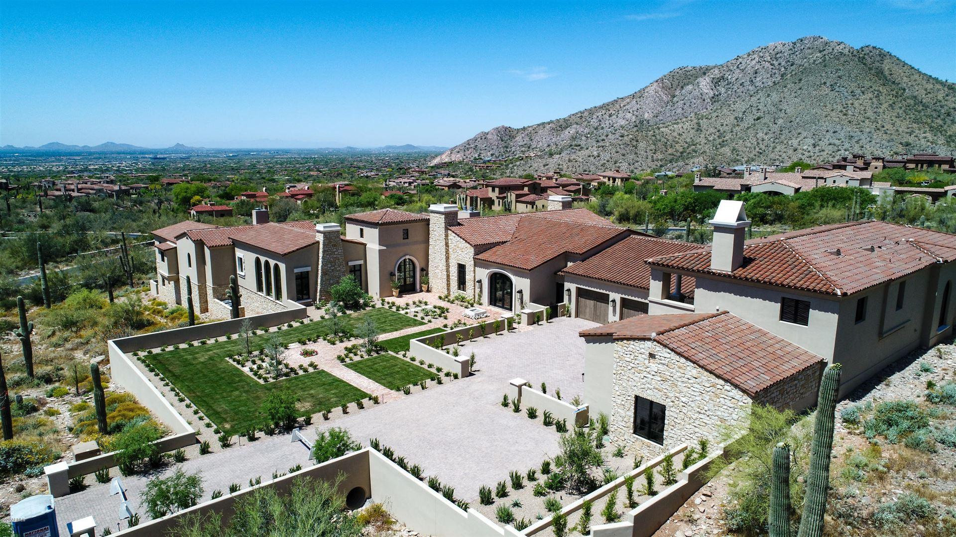 Scottsdale                                                                      , AZ - $8,700,000