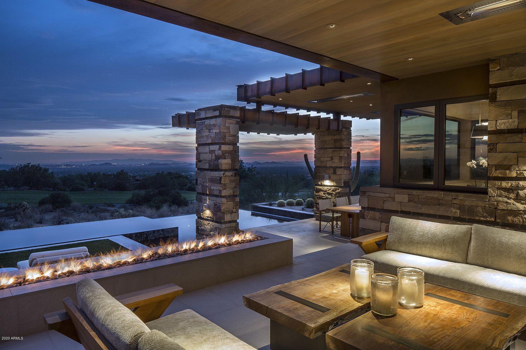 Scottsdale                                                                      , AZ - $6,600,000