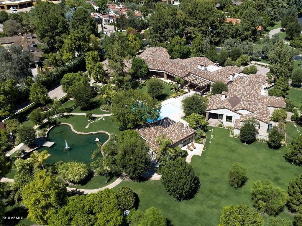 Paradise Valley                                                                      , AZ - $12,950,000