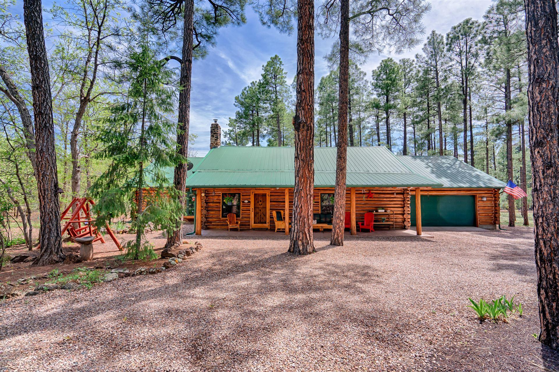 Property Image Of Lot 21 Lakeside Sumer Homes -- In Pinetop Lakeside, Az