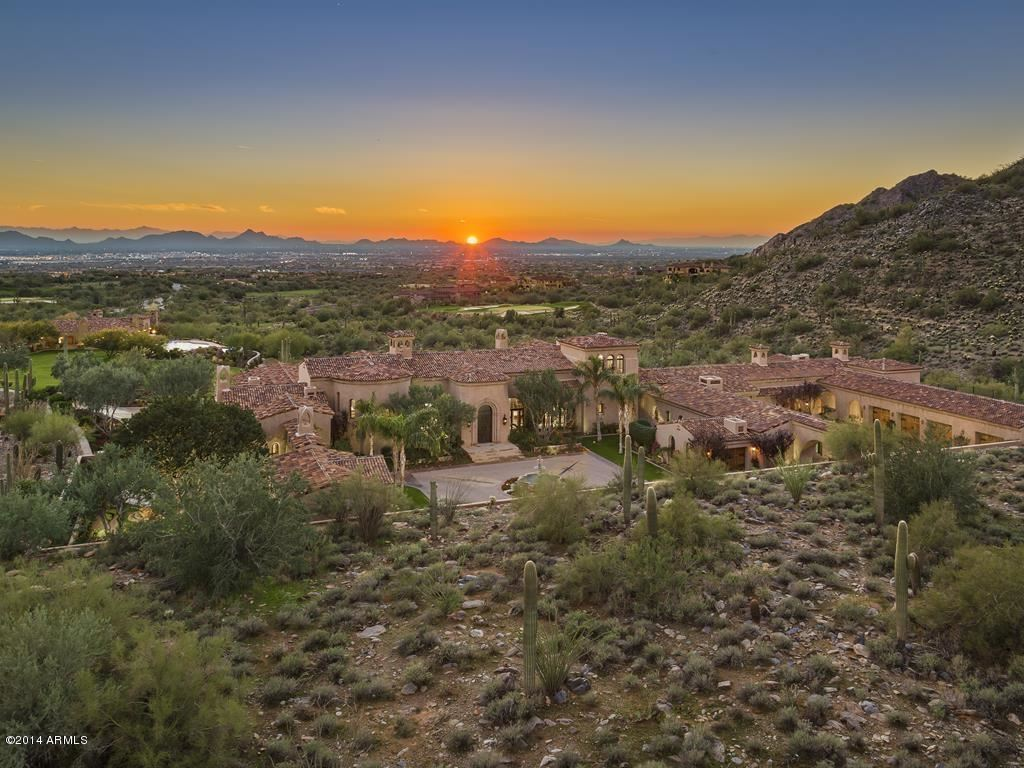 Scottsdale                                                                      , AZ - $32,000,000