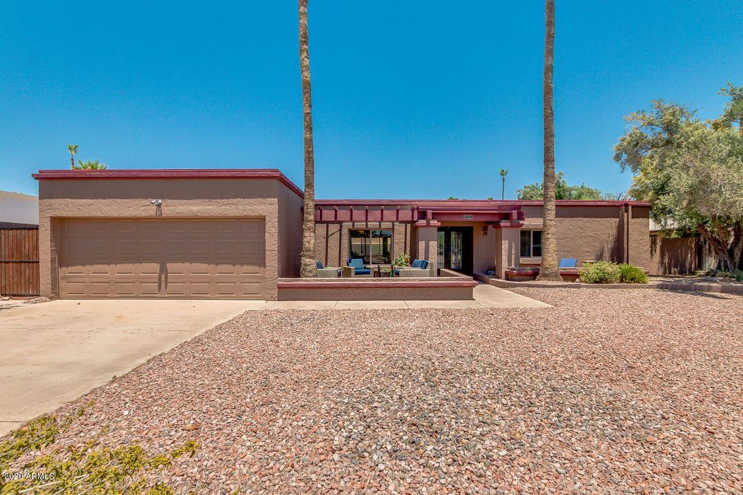 Property Image Of 2834 E Sunnyside Drive In Phoenix, Az