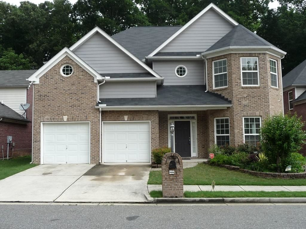 Property Image Of 3492 Newtons Crest Circle In Snellville, Ga