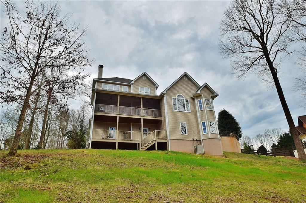 Property Image Of 118 Thundering Waters Drive In Cornelia, Ga