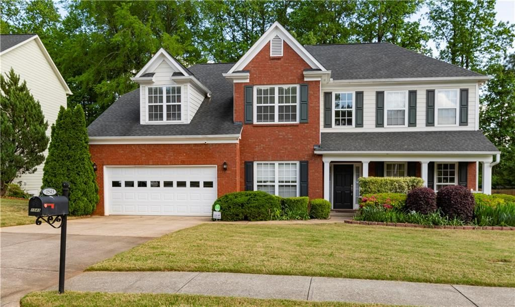 Property Image Of 1543 Hampton Hollow Trail In Lawrenceville, Ga