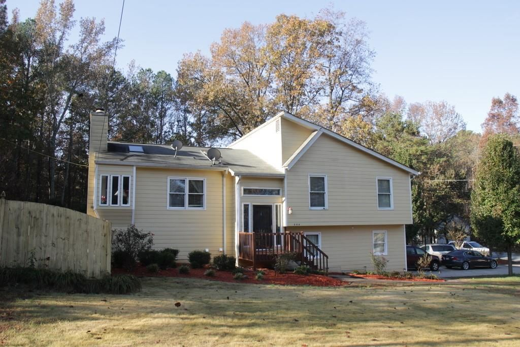 Property Image Of 444 Nw Monroe Court In Kennesaw, Ga