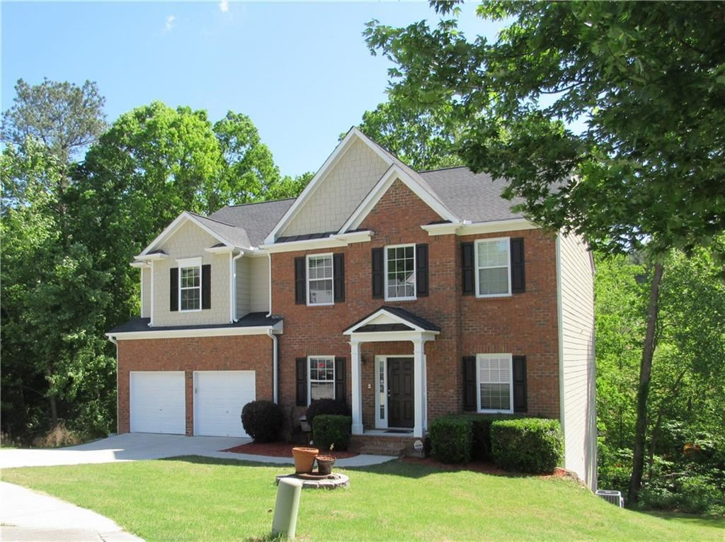 Property Image Of 1651 Misty Valley Drive In Lawrenceville, Ga