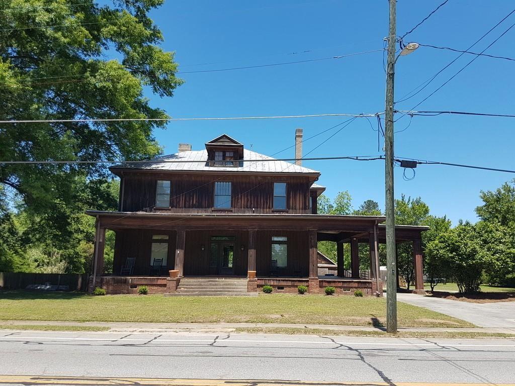 Property Image Of 236 Main Street In Warrenton, Ga