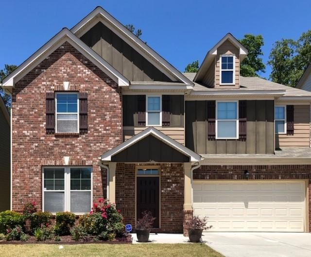 Property Image Of 1343 Cooper Gayle Drive In Snellville, Ga