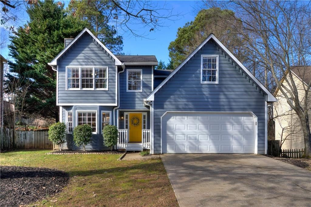 Property Image Of 1878 Hamby Place Drive Nw In Acworth, Ga