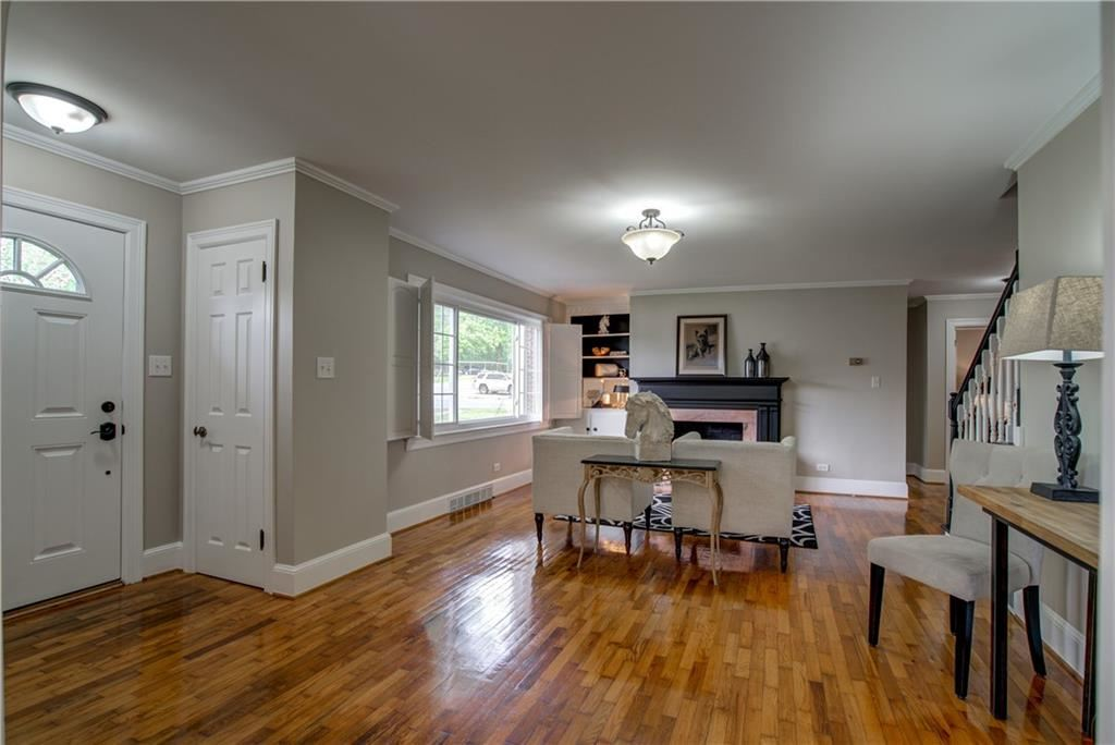 Property Image Of 22 Nw Congress Street In Summerville, Ga