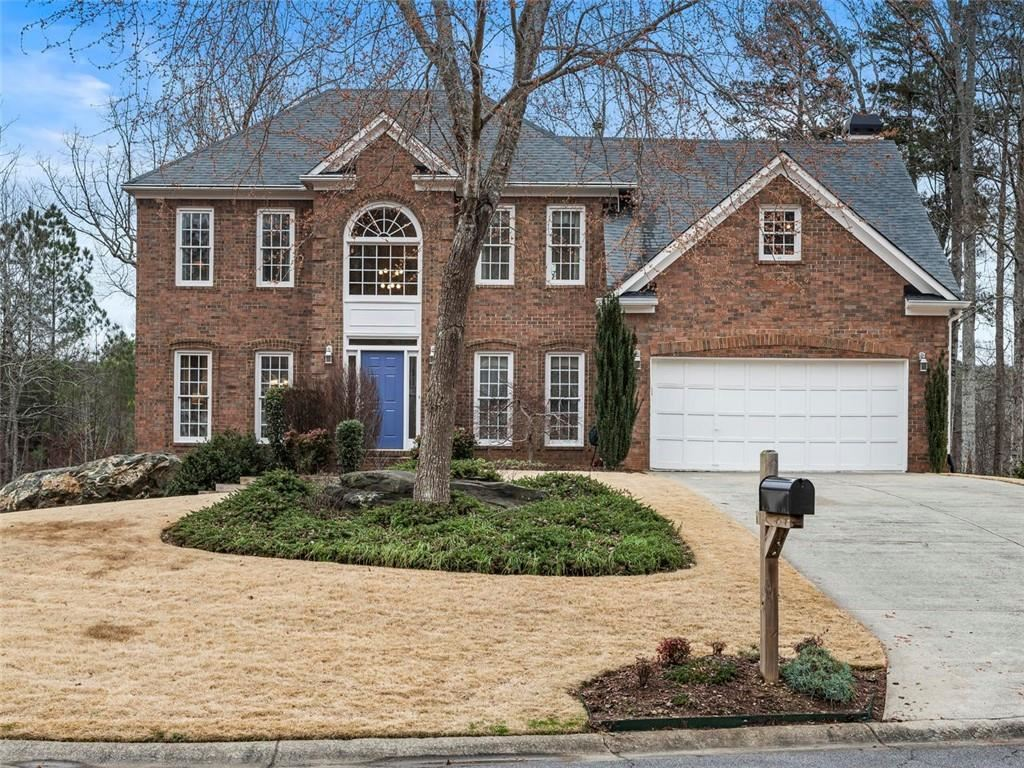 Property Image Of 2214 Nine Oaks Drive Nw In Kennesaw, Ga