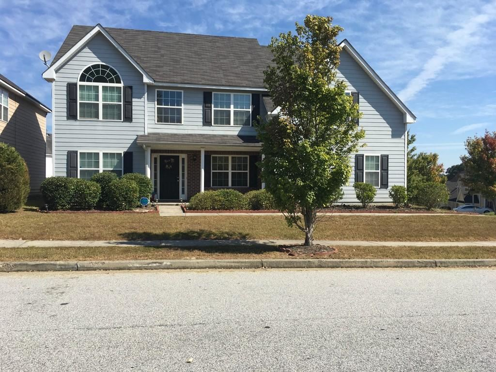 Property Image Of 2766 Riders Court In Dacula, Ga