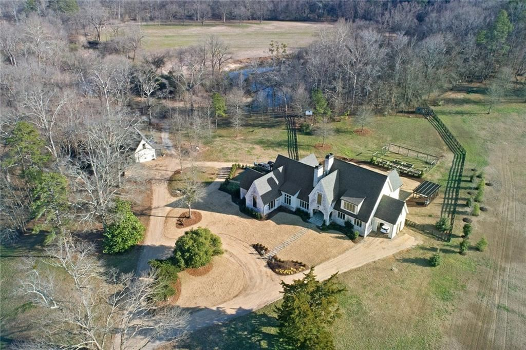 Property Image Of 633 Puckett Road Se In Emerson, Ga