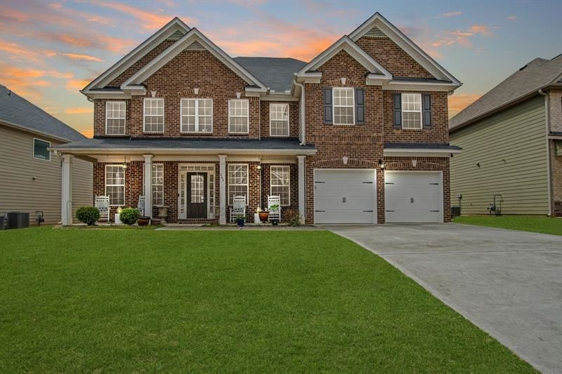 Property Image Of 264 Allgood Trace In Acworth, Ga
