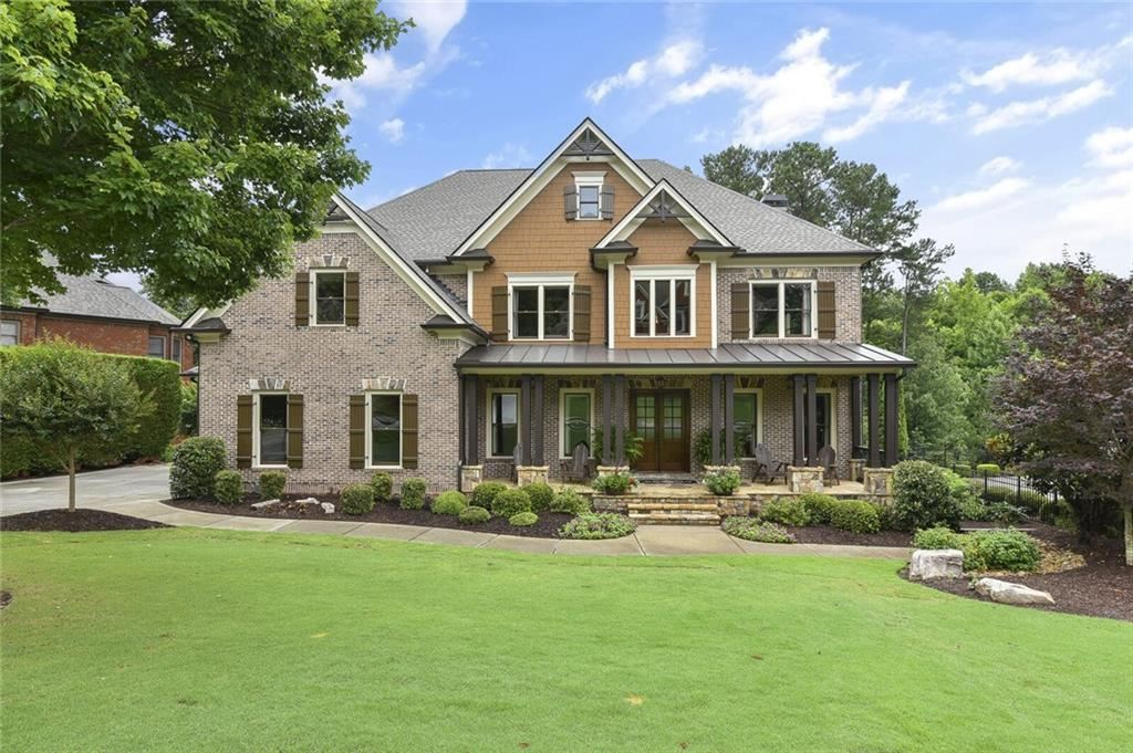 Property Image Of 5556 Aviemore Court In Suwanee, Ga