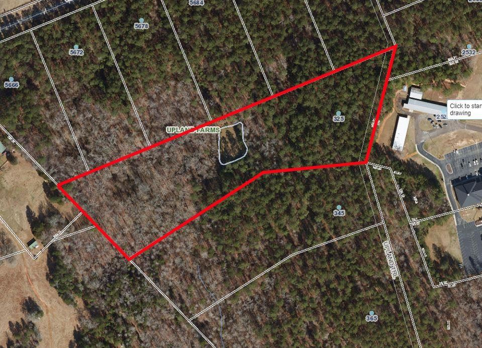 Property Image Of 325 Upland Trail In Appling, Ga