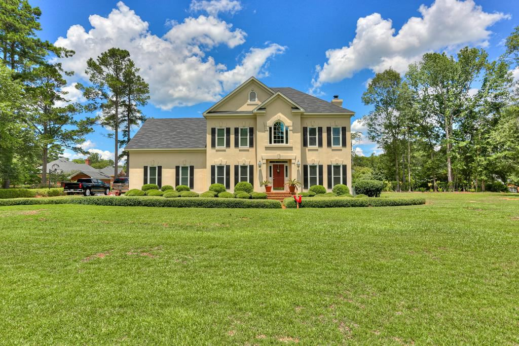 Property Image Of 36 Foxcreek Drive In North Augusta, Sc