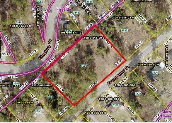Property Image Of 3529 Evangeline Drive In Augusta, Ga