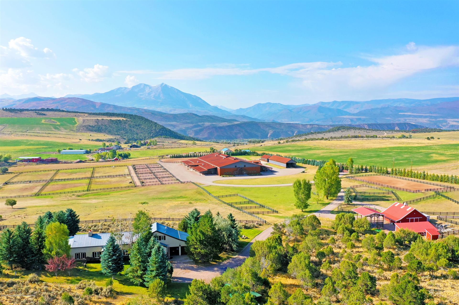 5644 County Road 100                                                                               Carbondale                                                                      , CO - $16,999,000