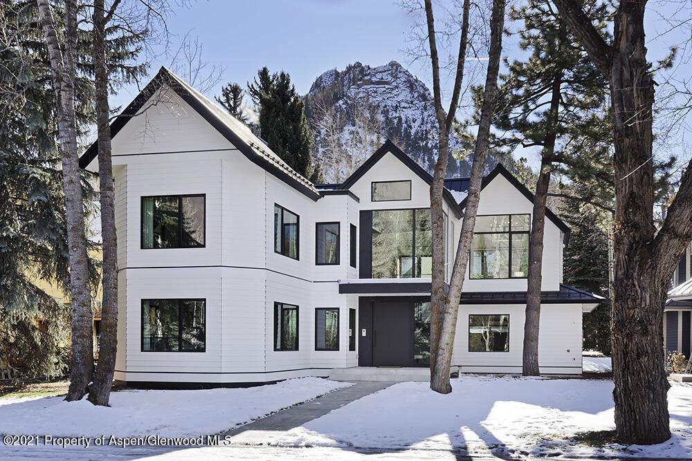 709 W Hallam Street                                                                               Aspen                                                                      , CO - $17,995,000