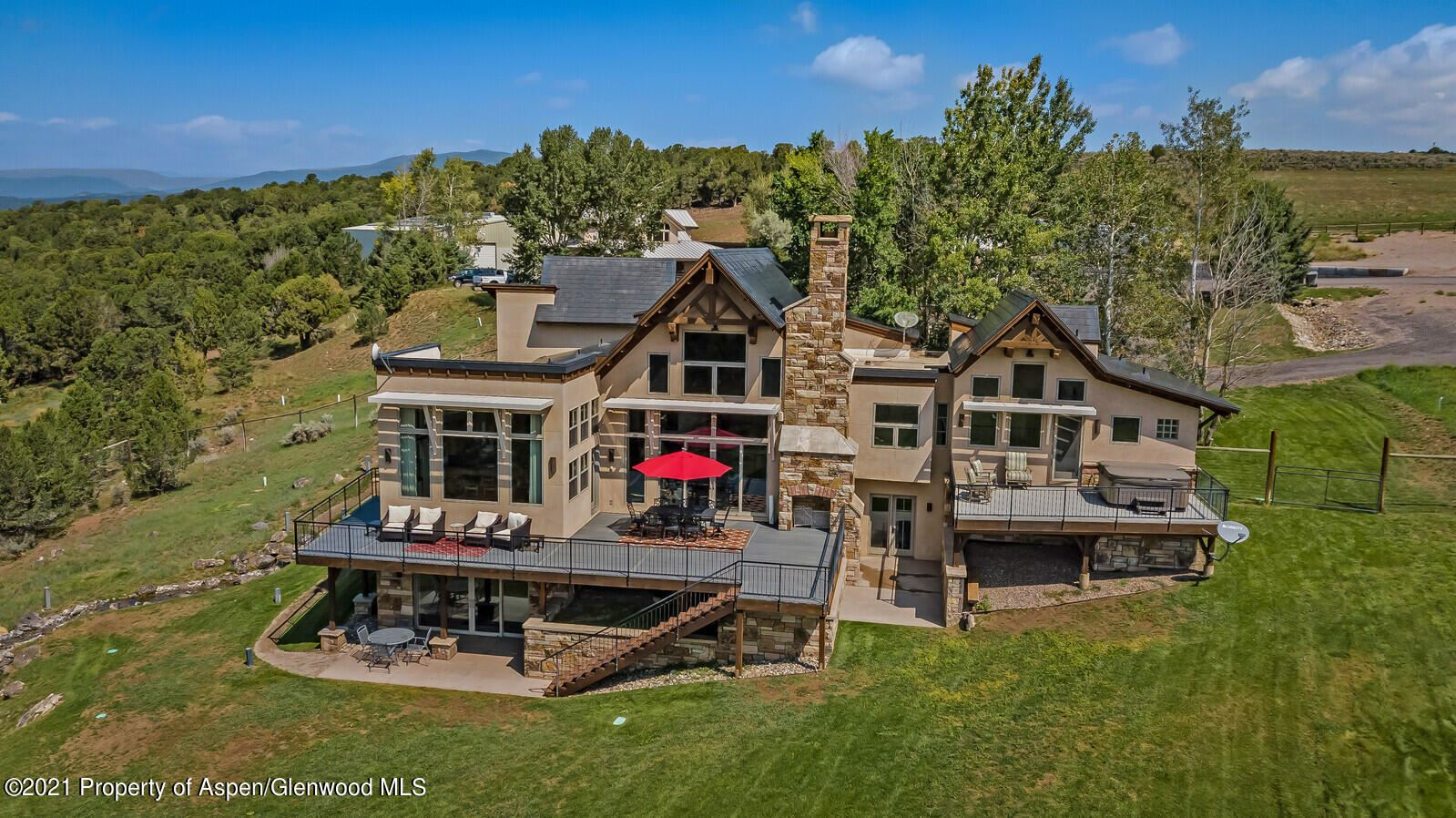 5333 County Rd 100                                                                               Carbondale                                                                      , CO - $12,850,000