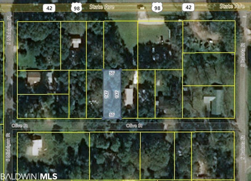Property Image Of 0 Olive Street In Elberta, Al