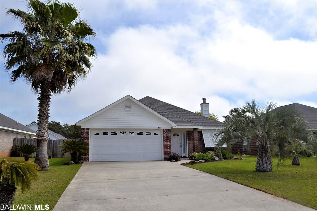 Property Image Of 1380 Hardwood Drive In Gulf Shores, Al