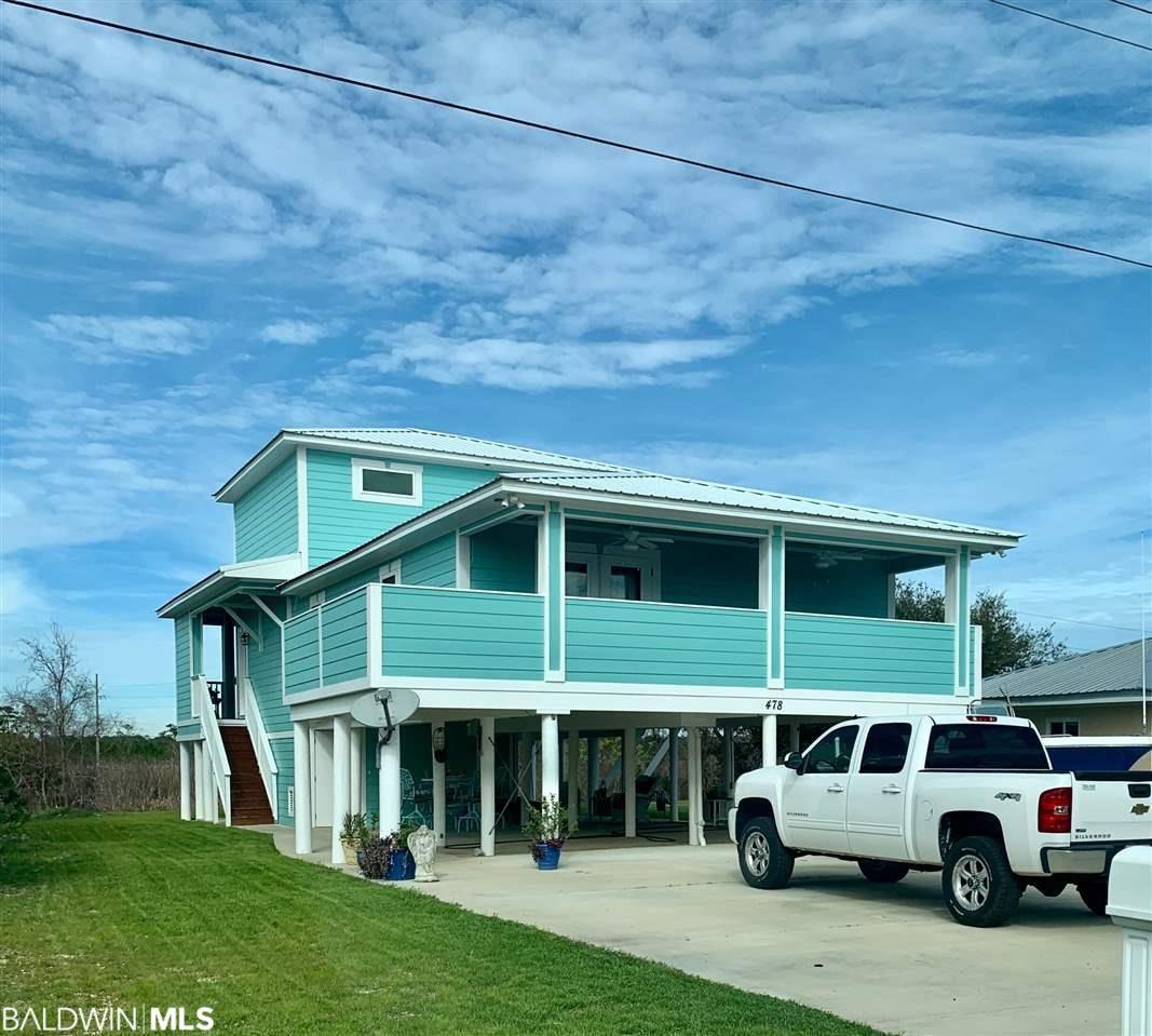 Property Image Of 478 E 2Nd Avenue In Gulf Shores, Al