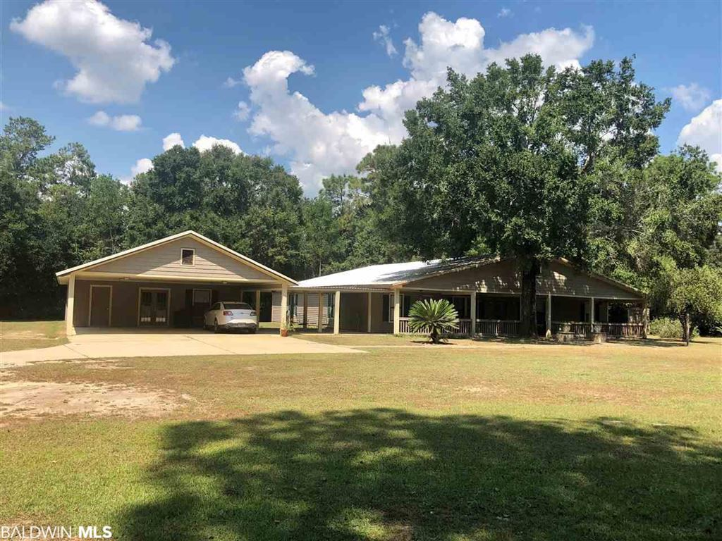 Property Image Of 9175 County Road 99 In Lillian, Al