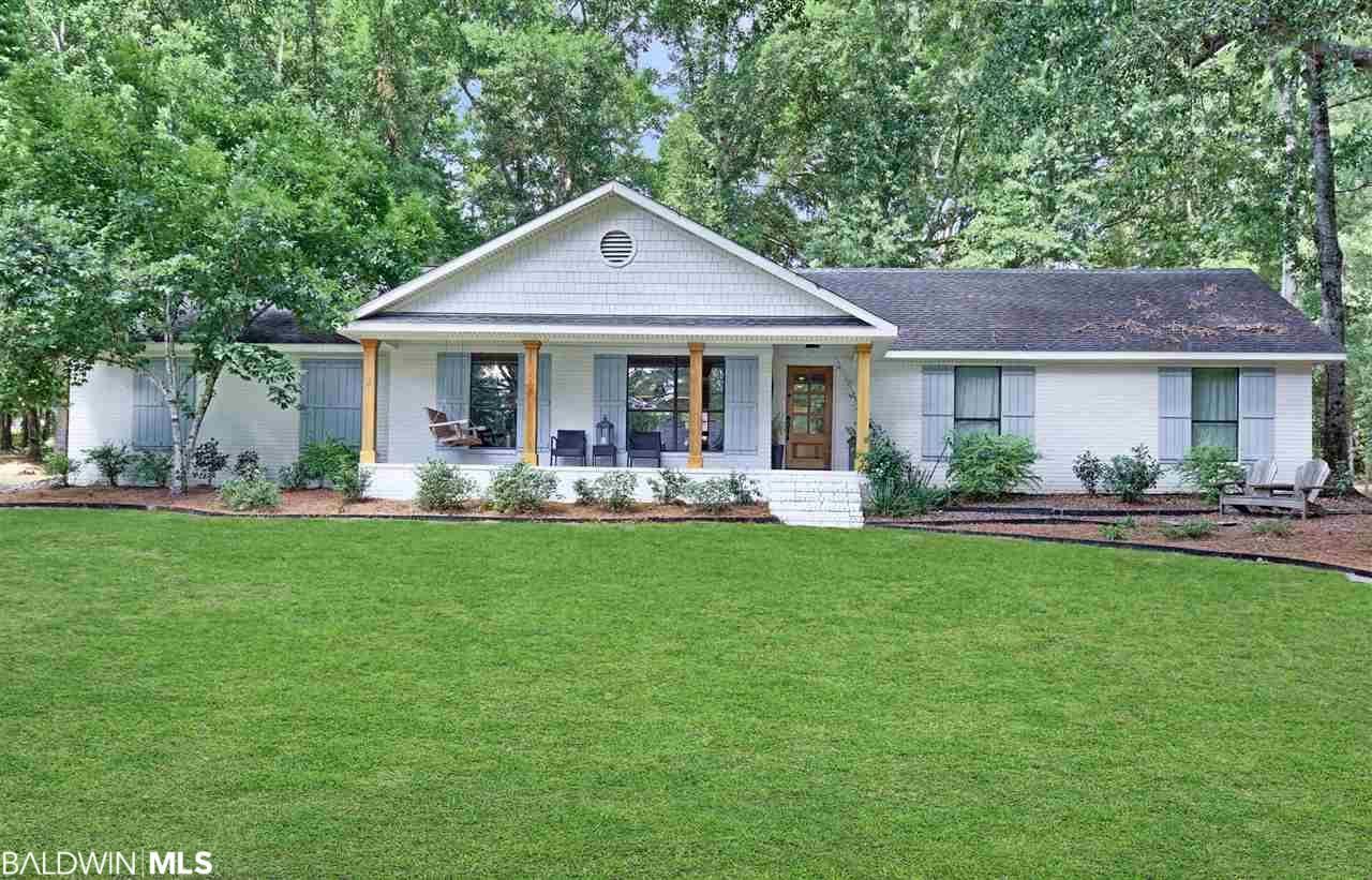 Property Image Of 23911 Montrose Woods Drive In Fairhope, Al