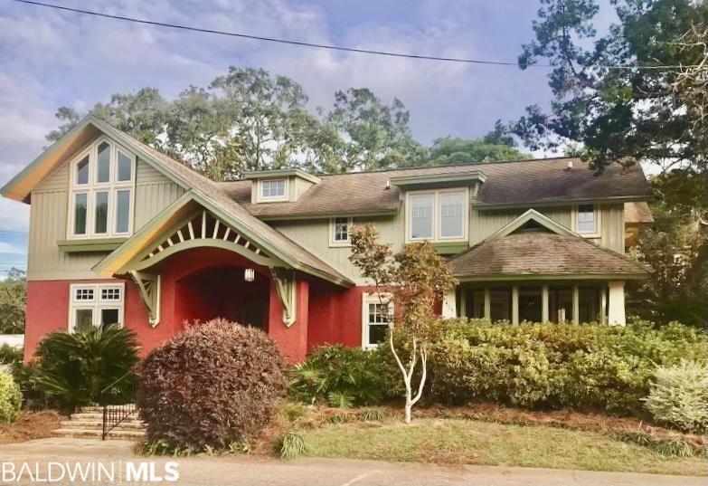 404 Oak Ave                                                                               Fairhope                                                                      , AL - $1,287,500