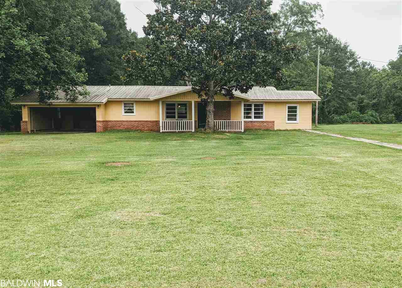 Property Image Of 22882 Highway 69 In Coffeeville, Al