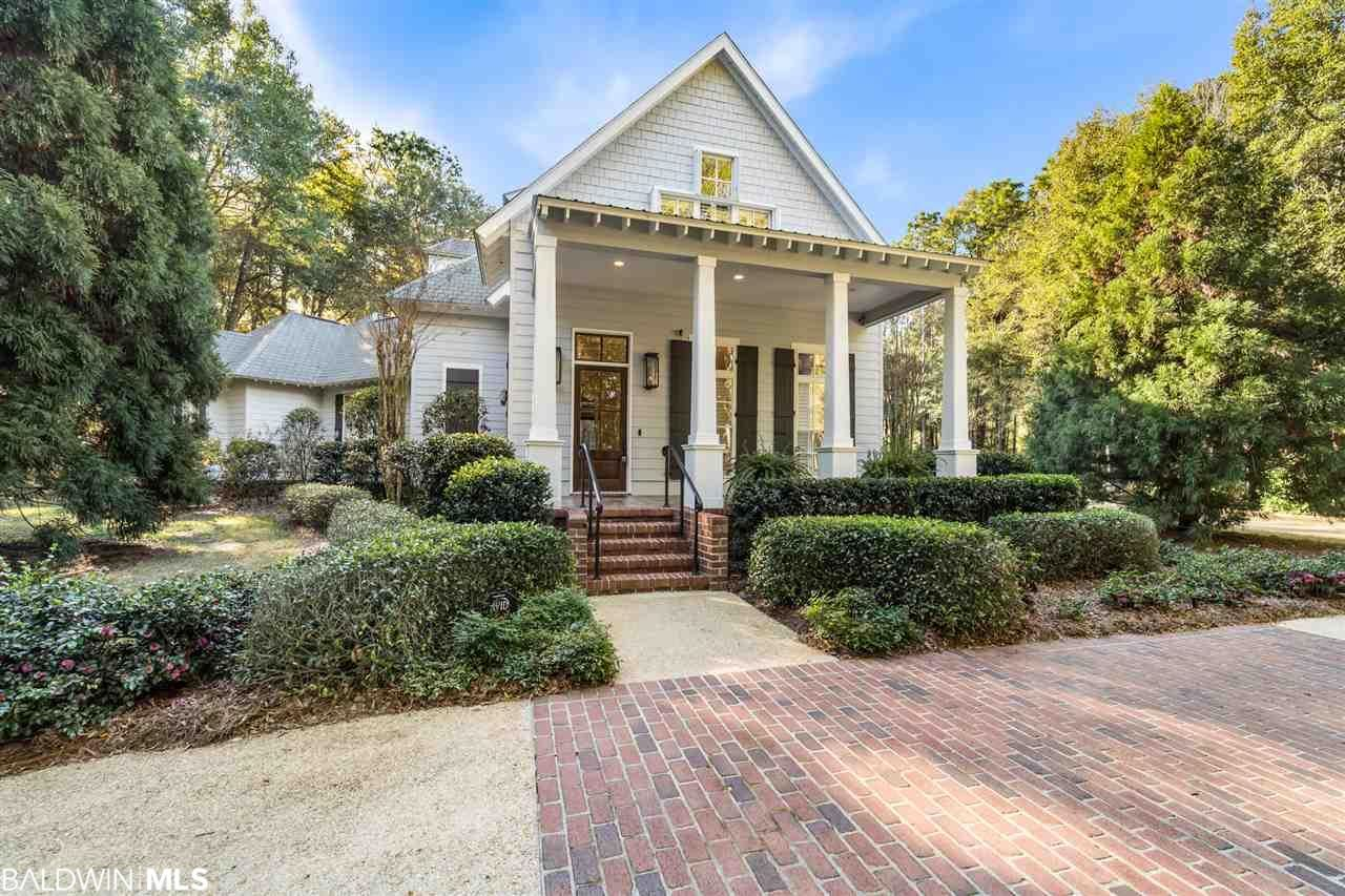 Property Image Of 157 Willow Lake Drive In Fairhope, Al