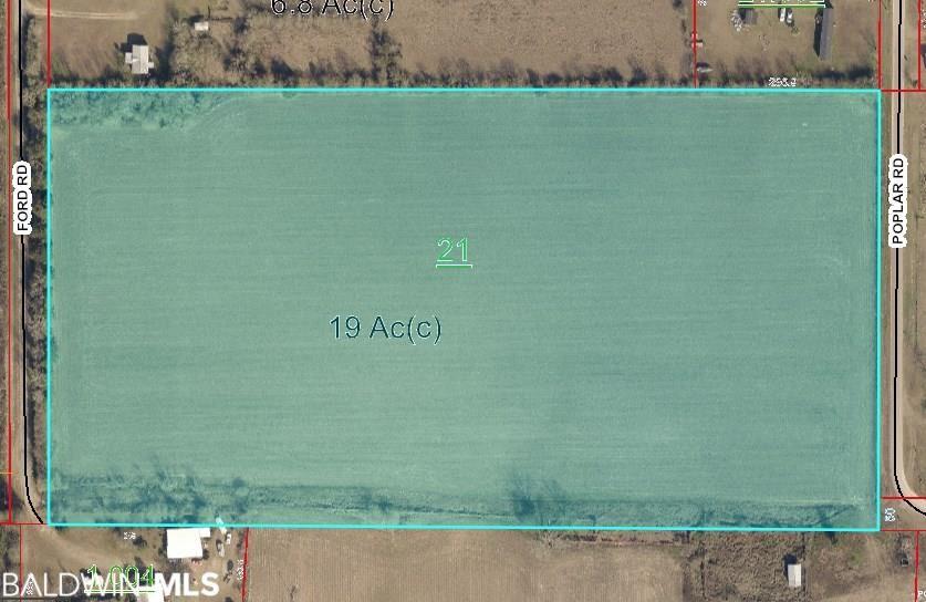 Property Image Of 23165 Poplar Rd In Robertsdale, Al