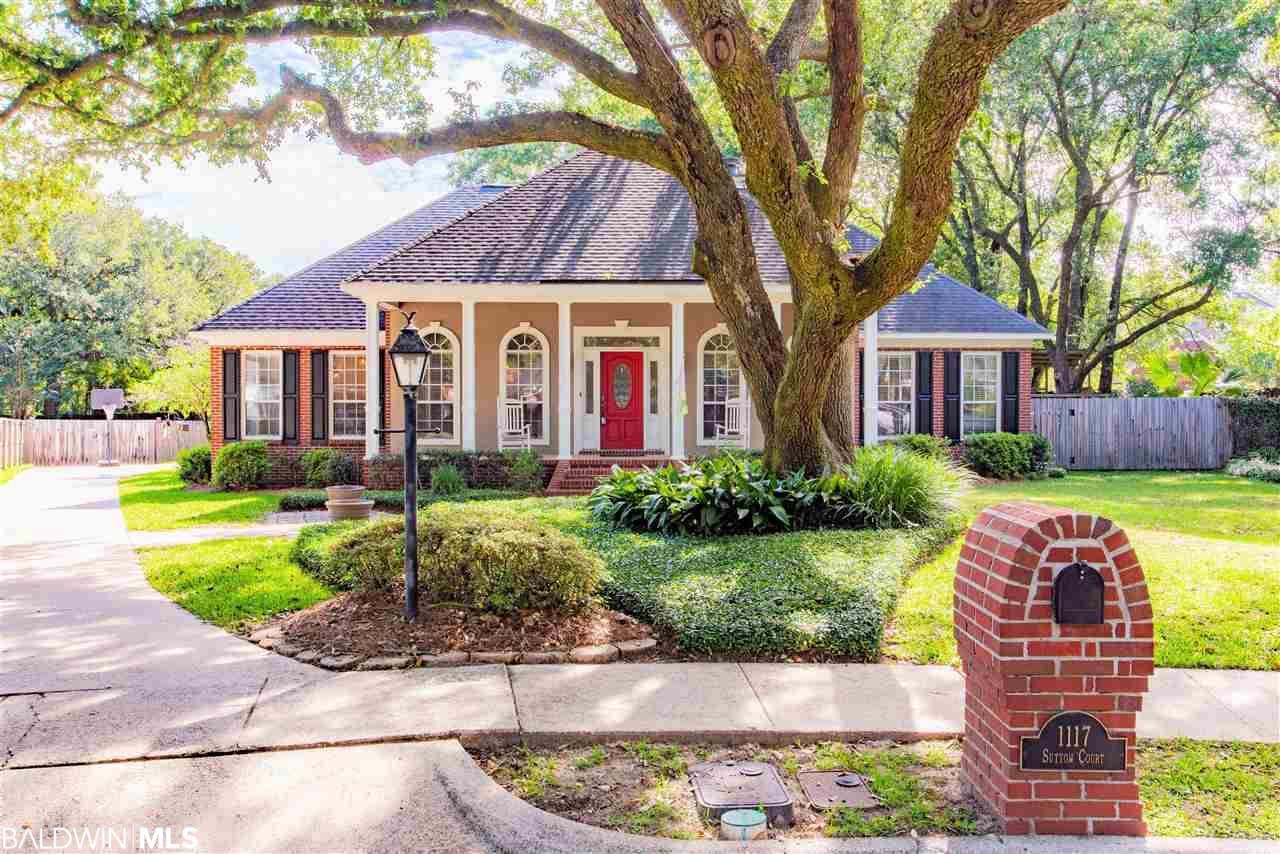 Property Image Of 1117 Sutton Court In Mobile, Al