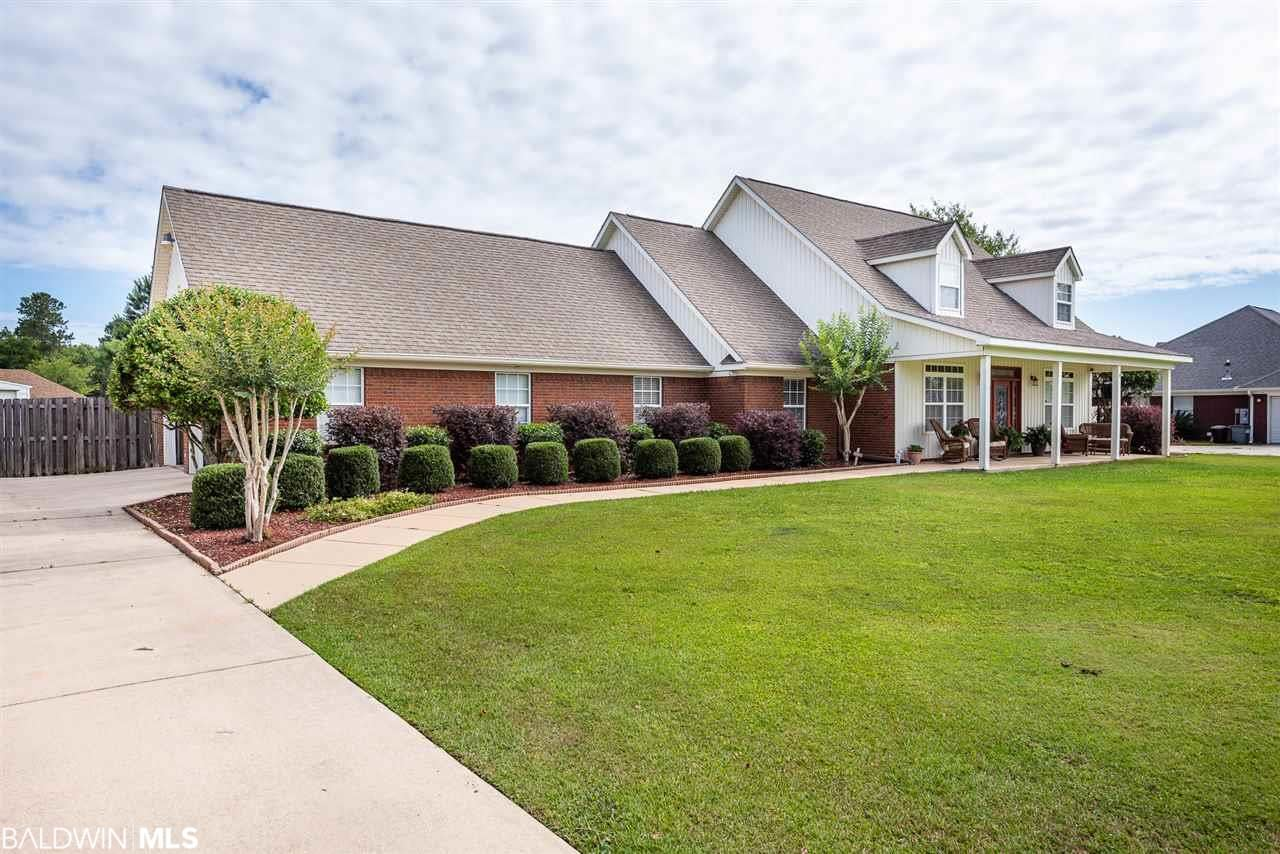 Property Image Of 9166 Dawes Creek Drive In Theodore, Al