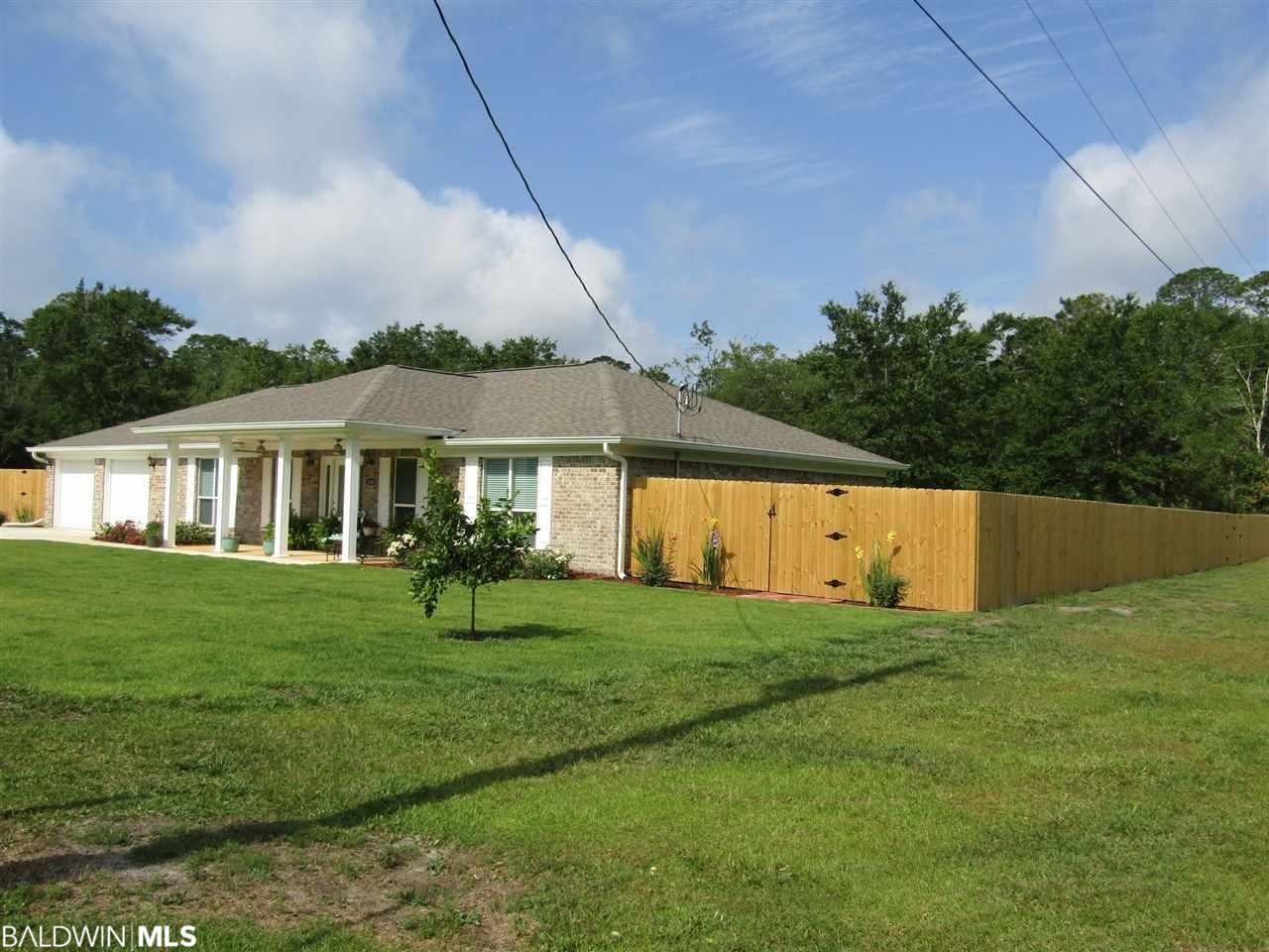 Property Image Of 13365 Azalea Street In Lillian, Al