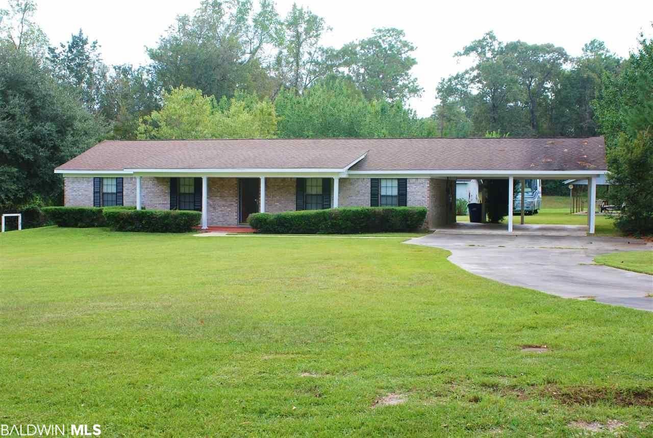 Property Image Of 160 Baggett Street In Castleberry, Al