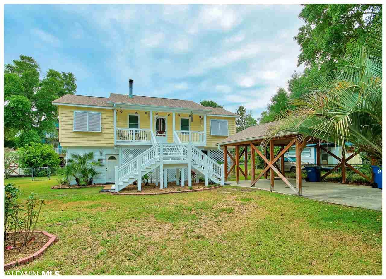 Property Image Of 5318 Pompano Avenue In Orange Beach, Al