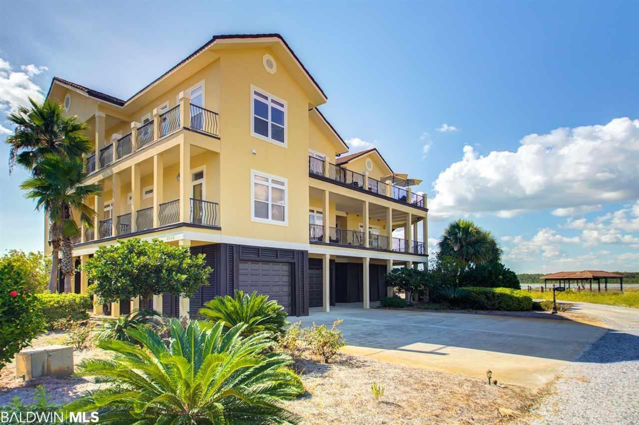 Property Image Of 3246 Sea Horse Circle In Gulf Shores, Al