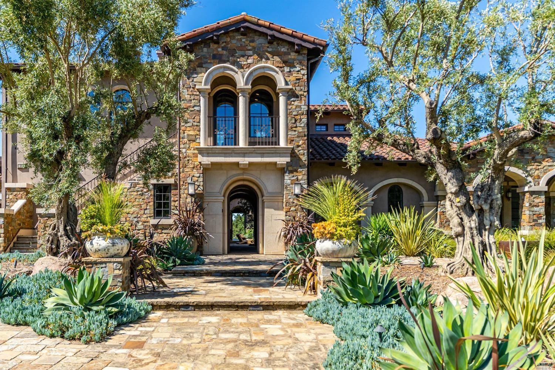 600 Alta Mesa Place                                                                               Napa                                                                      , CA - $8,800,000