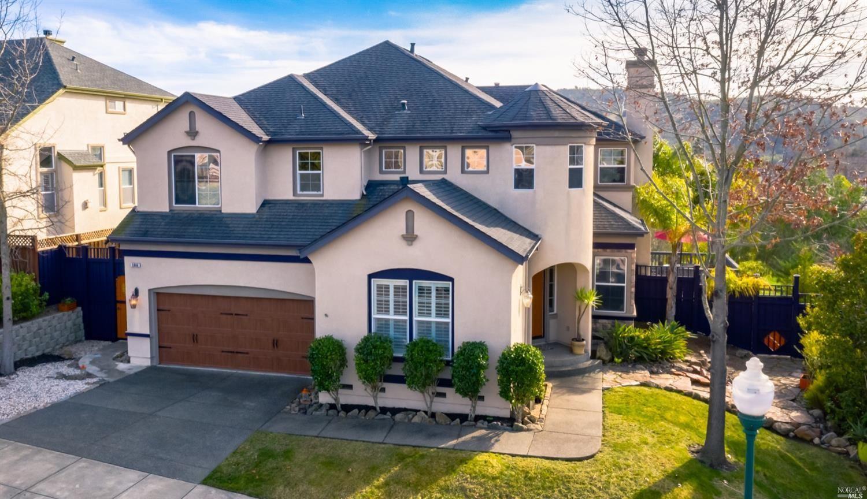 Property Image Of 5866 Sailing Hawk Avenue In Santa Rosa, Ca