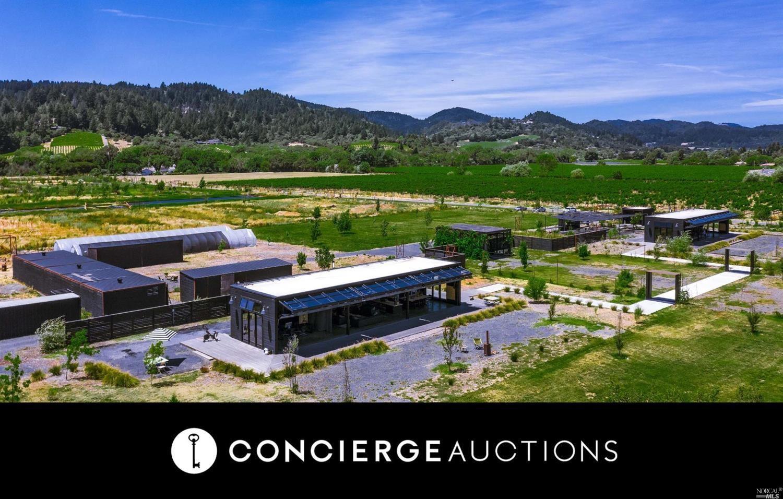 Healdsburg                                                                      , CA - $8,500,000