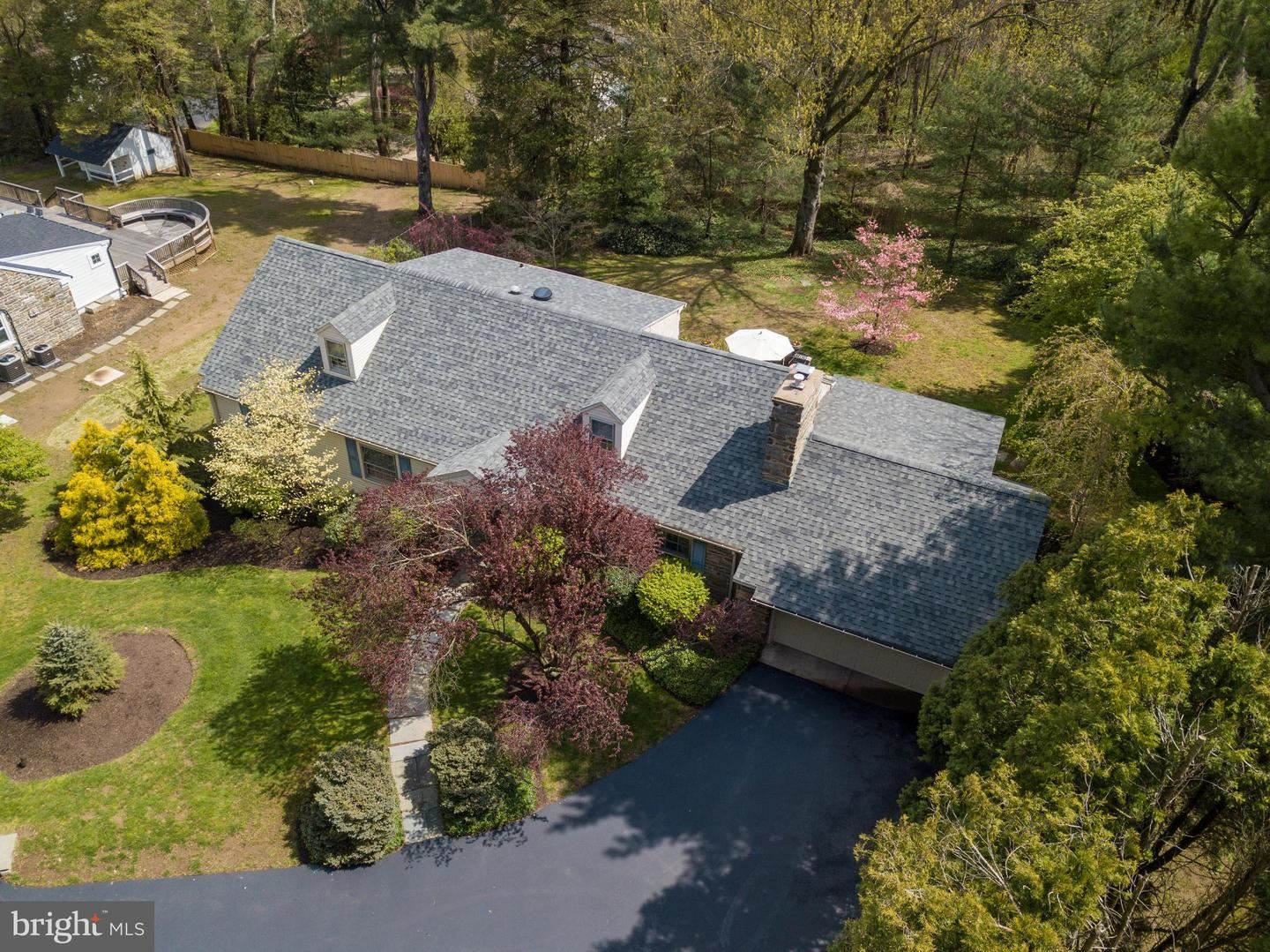 Property Image Of 1611 Sweet Briar Rd In Gladwyne, Pa