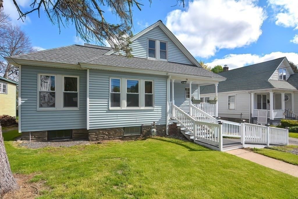Worcester                                                                      , MA - $334,900
