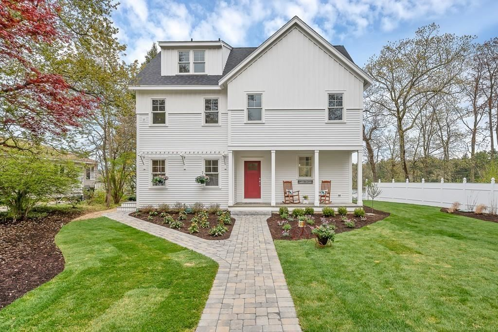 Property Image Of 168 Barton  Road In Stow, Ma