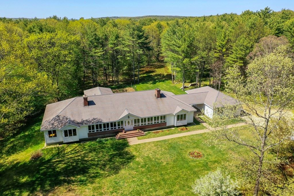 Property Image Of 155 Williamsville Road In Hubbardston, Ma