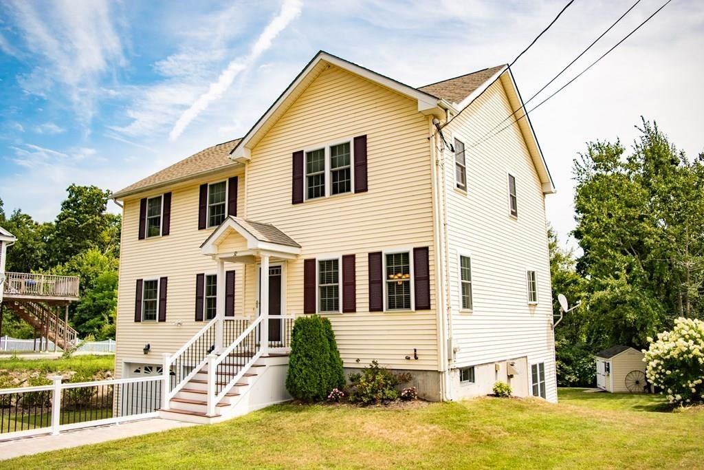 Worcester                                                                      , MA - $420,000