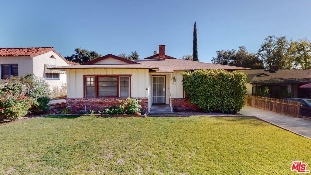 952 Dolores Drive                                                                               Altadena                                                                      , CA - $849,000